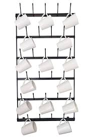 This wall hanging as i mentioned is super easy to make and only requires a few materials. The Best Mug Racks Where To Buy Coffee Mug Racks
