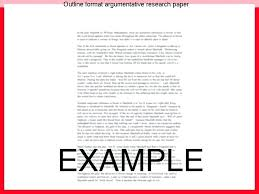 format of argumentative essay outline format argumentative  format of argumentative essay outline format argumentative research paper the argumentative essay has a specific format