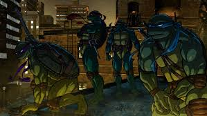 age mutant ninja turtles warrior cartoon wallpaper