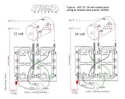 various dc motor wiring diagram various wiring diagrams database warn winch wiring diagram