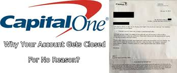 Sign in to your account—online or on the capital one mobile app. Why Has Capital One Closed My Checking Account For No Reason Almvest