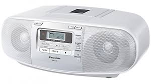 Buy Panasonic RXD45 CD Radio Cassette Player | Harvey Norman AU