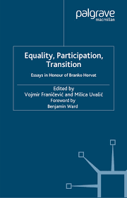 equalityparticipationtransitionessaysinhonourofbrankohorvat phpapp thumbnail jpg cb  defense dissertation presentation in 10