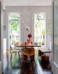 dining room in beastie boys mike d s brooklyn townhouse image trevor tondro for the new york times