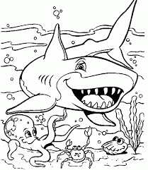 Small Picture Download Coloring Pages Under The Sea Coloring Pages Under The