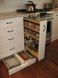 -Tap into Storage: Put the toe-kick (the space between the cabinets and the  floor) to work and install a shallow drawer in this underused space.