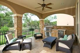 image of porch outdoor ceiling fan light kit fans included