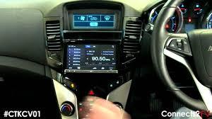 Chevrolet Cruze CTKCV01 double DIN fitting kit & Pioneer head unit ...