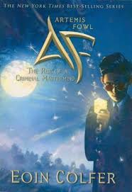 artemis fowl 3 book boxed set