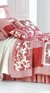Red Quilted Coverlets Red Cotton Quilted Bedspread Solid Red Quilt ... & ... Full size of Red Cotton Quilted Bedspread Red Quilted Bedspread Never  Though I Would Like This Adamdwight.com