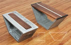 Concrete ones deliver an industrial edge, while black marble gives a moody feel. Concrete Coffee Tables You Can Buy Or Build Yourself