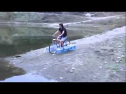 Amphibious Bike Project Youtube