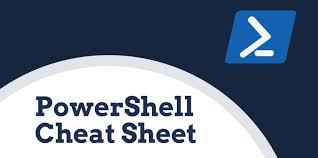 Powershell Commands Cheat Sheet Basic Commands Youll Need