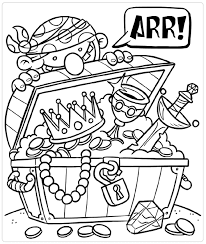 Piraatmetschatkist Pre K Columbus Pirates Pirate Kids Pirate