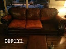 how to paint leather furniture. Painting Leather/fabric Furniture How To Paint Leather E