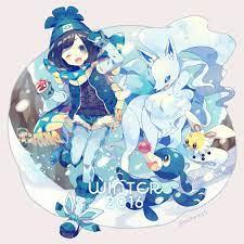 The first snow [i: 60094897] | Pokemon, Pokemon sun, Cute pokemon