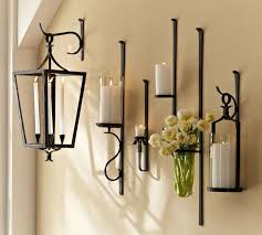 candle wall sconces pottery barn beautiful chandeliers