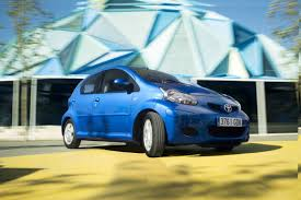 Toyota Aygo (AB10) review, problems, specs