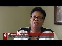 Dawn Rhodes - IUPUI United Way - YouTube