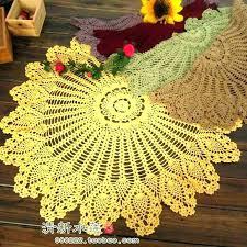 round tablecloth sensational