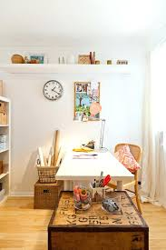 eclectic design home office. Creative Office Wall Design Designs Home  Eclectic With Wire Basket Gift Wrapping Room Wicker Eclectic Design Home Office F