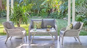 fraser 4 piece outdoor lounge