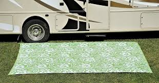 durable outdoor camping rug
