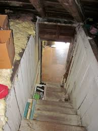File:NMP 1780s House Interior Stairs down from attic.JPG