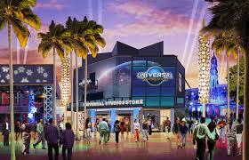 universal studios at citywalk rendering