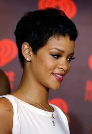 Rhianna Hair Style rihanna short hair cut hairstyle fo women & man 7328 by wearticles.com