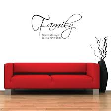lable wall decals family wall es decals removable stickers decor home vinyl art removable wall decals