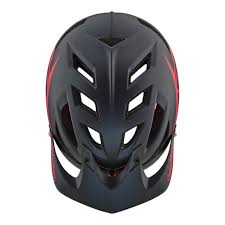 Troy Lee Designs Tailgate Cover Troy Lee Designs A1 Drone Helmet Black Red Small 2019