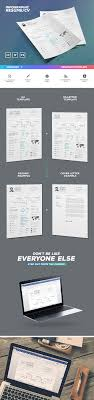 Infographic Resume Template Download Free Templates By Pixelbuddha