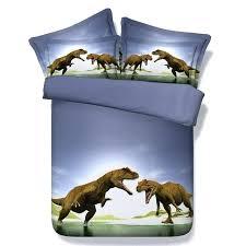 twin size dinosaur bedding kids dinosaur bedding sets comforter queen size quilt duvet cover bedspreads bed