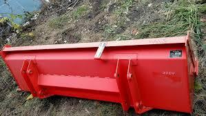 tractor front end loader new kubota l2264 72
