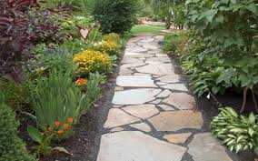 Small Picture Flagstone Walkway Design Ideas Home Design Ideas