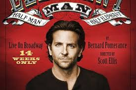 bradley cooper elephant man poster. Plain Poster Inside Bradley Cooper Elephant Man Poster H