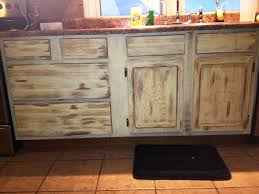 wood kitchen furniture. Image Of: Distressed Kitchen Cabinets Ideas Wood Furniture