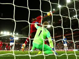Xherdan shaqiri's second goal for the potters against everton at goodison park in december 2015, as voted for by supporters. Liverpool Vs Everton The Anatomy Of A Freak Derby Winning Goal As Seen Through The Eyes Of Its Protagonists The Independent The Independent