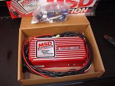 msd ignition msd ignition box 6al 6420 multiple spark discharge new in the box