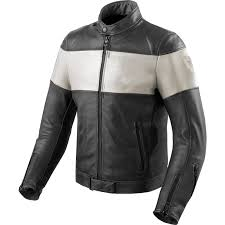 sentinel rev it nova vintage leather motorcycle jacket