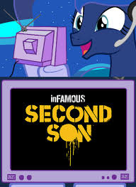 258588 - exploitable meme, gamer luna, infamous, infamous second ... via Relatably.com