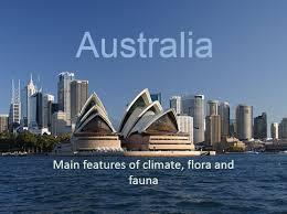 Презентация для школьников на английском языке Австралия  Австралия
