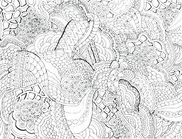 Design Coloring Pages For Adults Cool Geometric Pattern Free