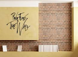 zoom on pink floyd wall decor with pink floyd the wall wall decal pink floyd stickers wall