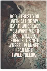 Trust In The Lord Quotes Inspiration Trust God Quote Trust In The Lord Quotes Friendsforphelps
