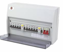 how to change consumer units (cu) aka \