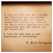 Zelda Fitzgerald Quotes Simple Quote Saying About Dating F Scott Fitzgerald Writing About Future
