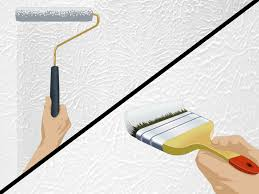 How To Put A Light Texture On Drywall 4 Ways To Texture Drywall Wikihow