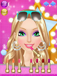 star salon s makeup dressup and makeover games screenshot 4
